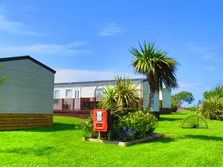 Dronwy Caravan Park, Anglesey
