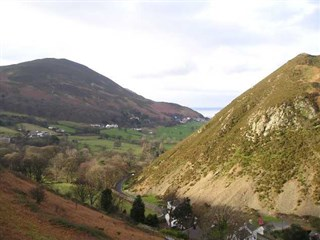 Bryn Bychan Caravan Park, Sychnant Pass, Conwy