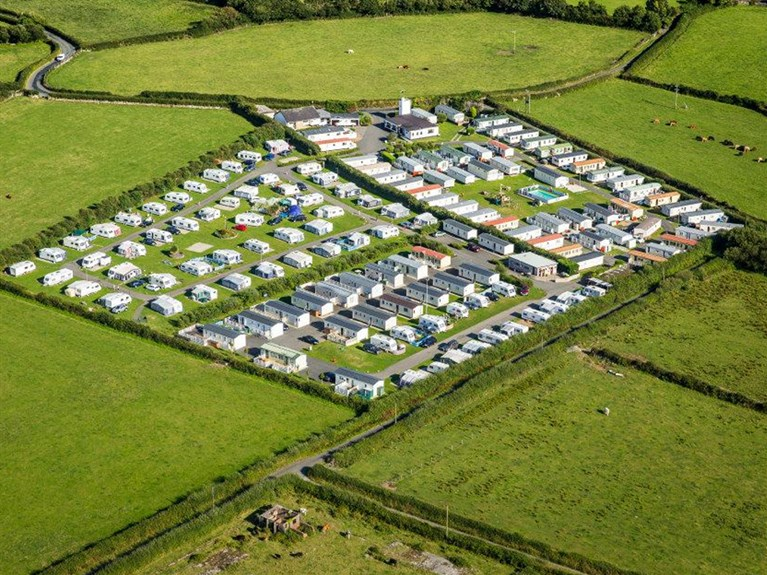 White Tower Holiday Park (Caernarfon)