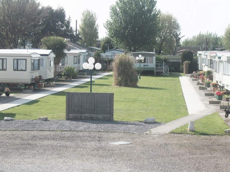 Ayrview Caravan Park, Talacre, North Wales Coast