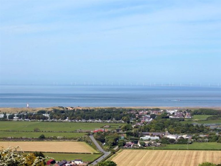 View of Talacre from Gwespyr
