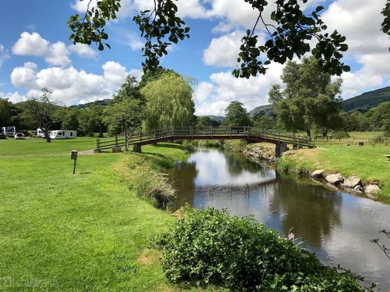 Caravan Holiday Parks In Mid Wales