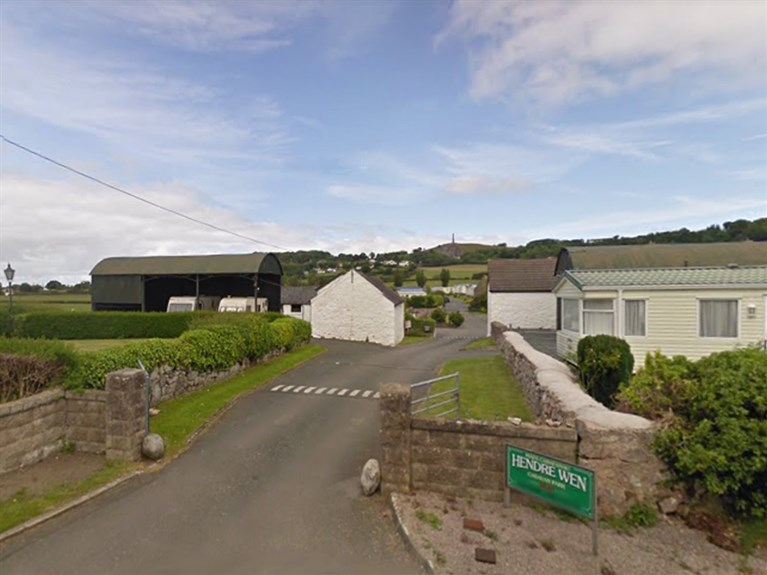Hendre Wen Caravan Park, Llandudno Junction (Llandudno Junction)