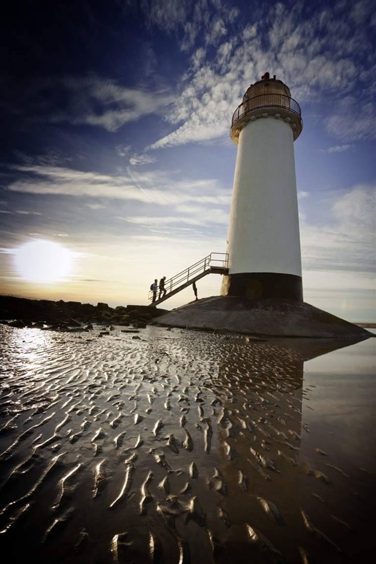 Talacre lighthouse