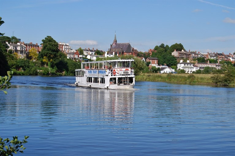 River Dee cruise, Chester