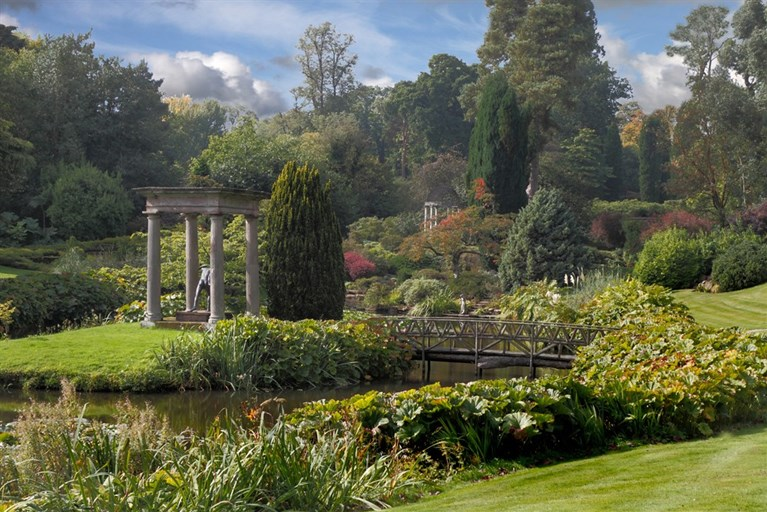 Gardens at Cholmoneley
