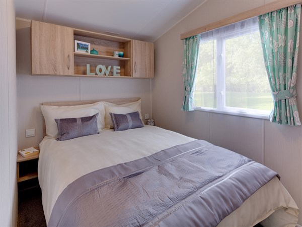 2018 Swift Loire Static Caravan Holiday Home For Sale at