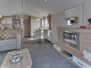 Brand New 2018 Swift Moselle Static Caravan Holiday Home For